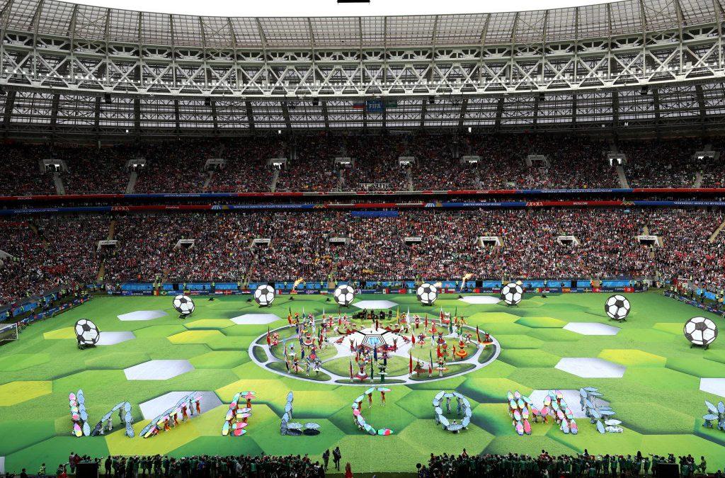 ¡Mundial Rusia 2018!